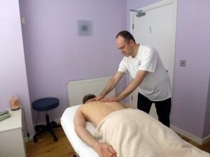 Sports massage in sheffield